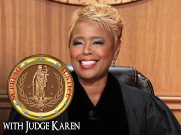 Supreme Justice With Judge Karen