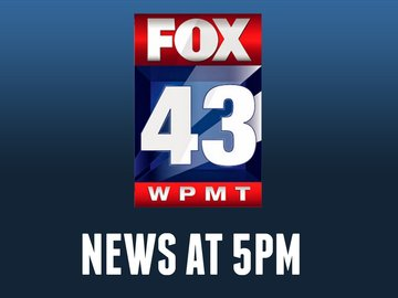 Fox 43 News at 5pm