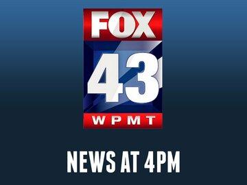 Fox 43 News at 4pm