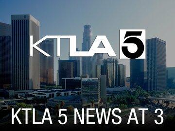 KTLA 5 News at 3