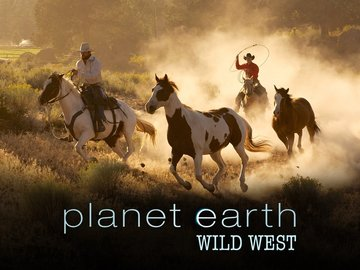 Planet Earth: Wild West