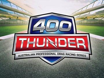400 Thunder Drag Racing Series