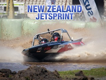 New Zealand JetSprint