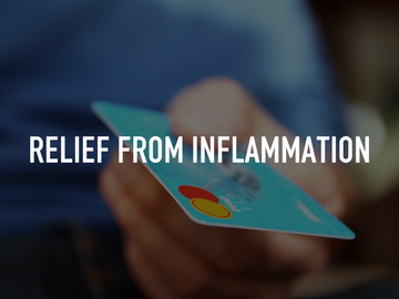 Relief from Inflammation