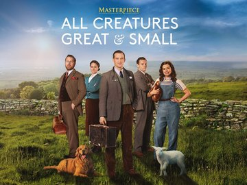 All Creatures Great and Small on Masterpiece
