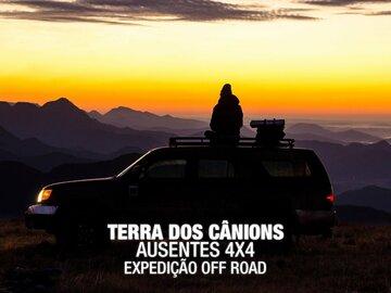 Terra dos Cânions - Ausentes 4x4: Expedição Off Road