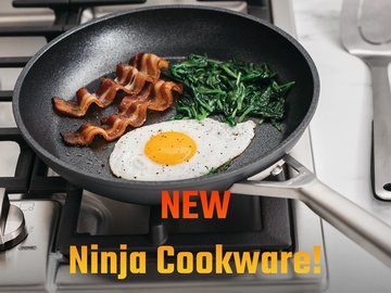 NEW Ninja Cookware!