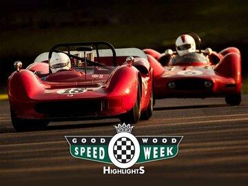 Goodwood Speedweek Highlights