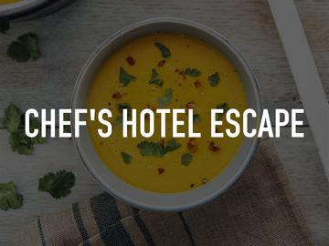 Chef's Hotel Escape