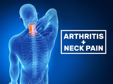 's List: So It BeginsArthritis + Neck Pain