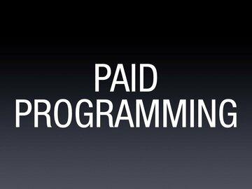 Paid Programming