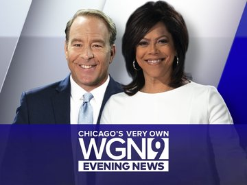 's Out of There, She's Got to Go!WGN Evening News
