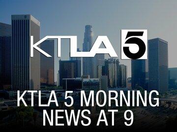 KTLA 5 Morning News at 9