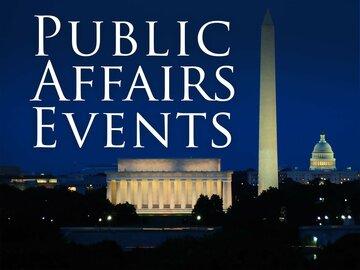Public Affairs Events