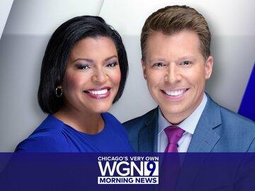 WGN Weekend Morning News