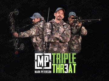 Mark Peterson's: Triple Threat