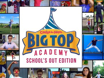 Big Top Academy: School's Out Edition