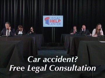 Car accident? Free Legal Consultation