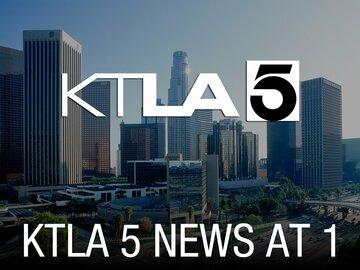 KTLA 5 News at 1