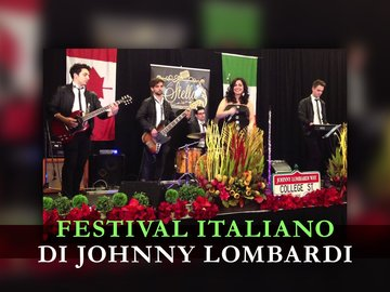 Festival Italiano di Johnny Lombardi
