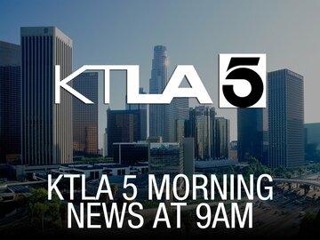 KTLA 5 Morning News at 9am