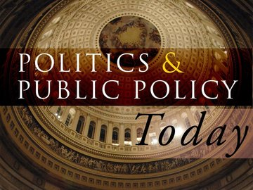 Politics and Public Policy Today